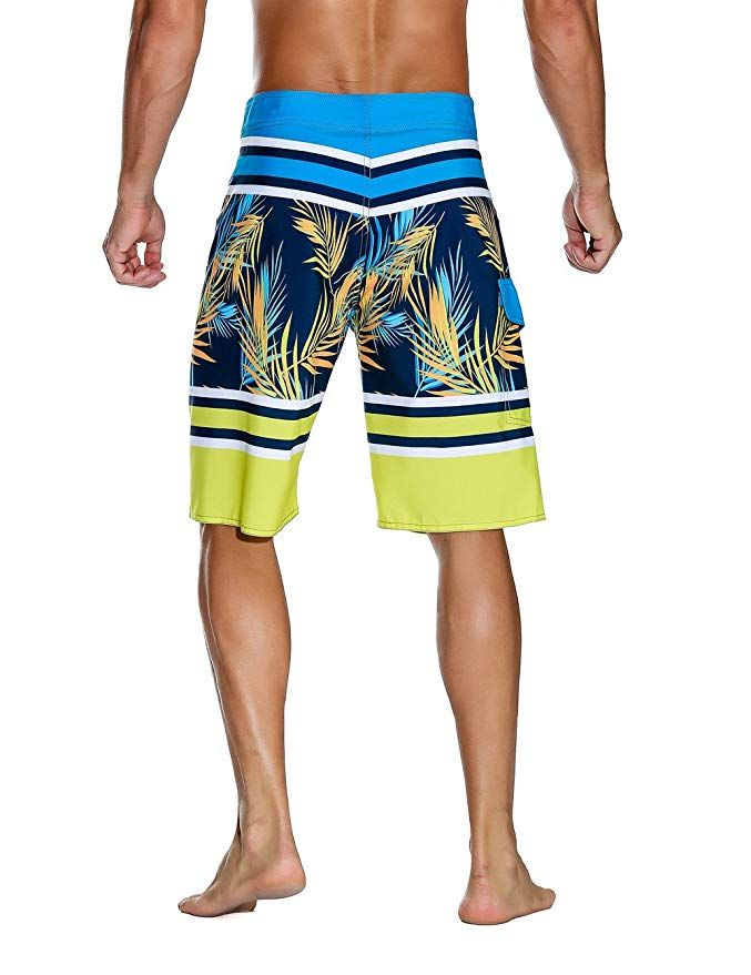 0ae7b0ccd8f1f Nonwe Men's Swimwear Grid Printed Quick Dry Beach Shorts with Lining Blue  28 | #ExcellentBuyOnline #outdoor #outlet #tent #wildcamping #outdoorgear  ...