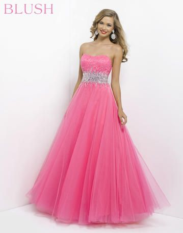 Pink by Blush Prom - 5322