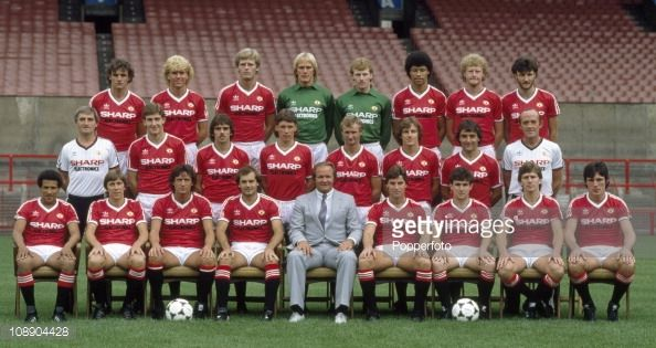 Manchester United 1982/83