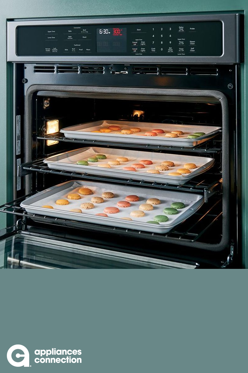 Appliance Smart Wall Ovens