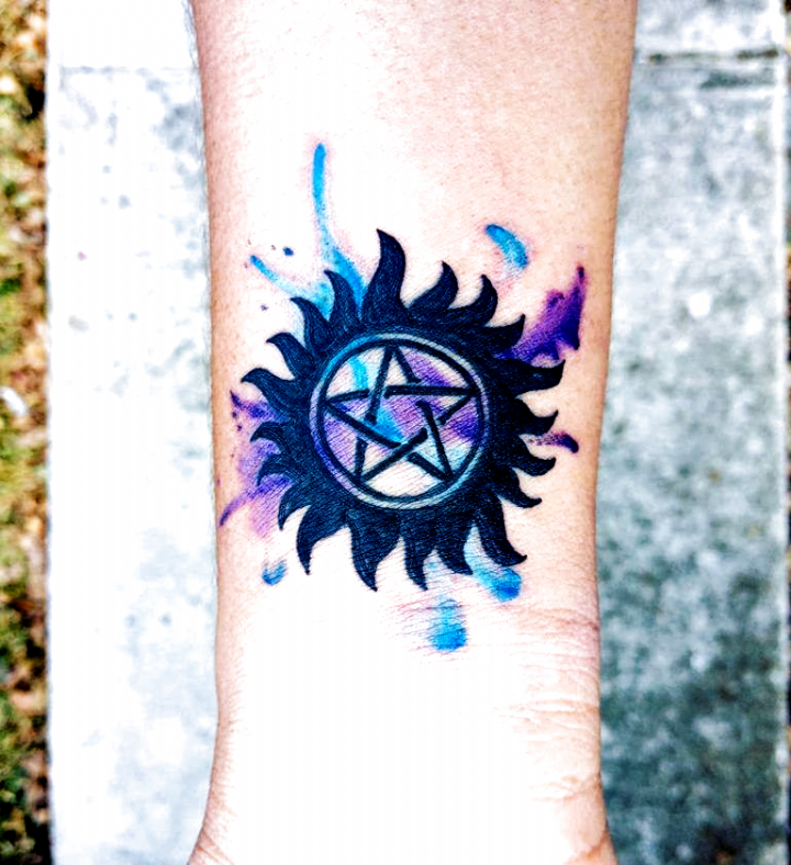 101 Amazing Supernatural Tattoo Designs You Need To See