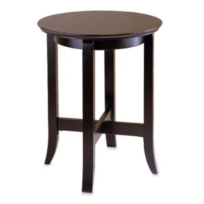 Toby Round End Table   BedBathandBeyond.com