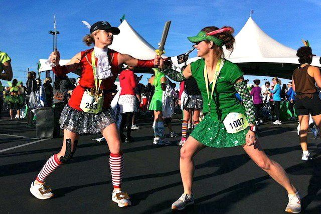 Running in costume is easy with Team Sparkle | Washington Times Communities