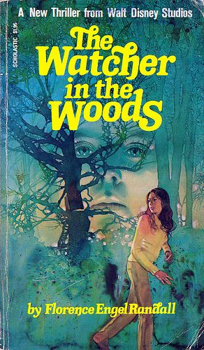 The Watcher in the Woods by Florence Engel Randall...loved ...