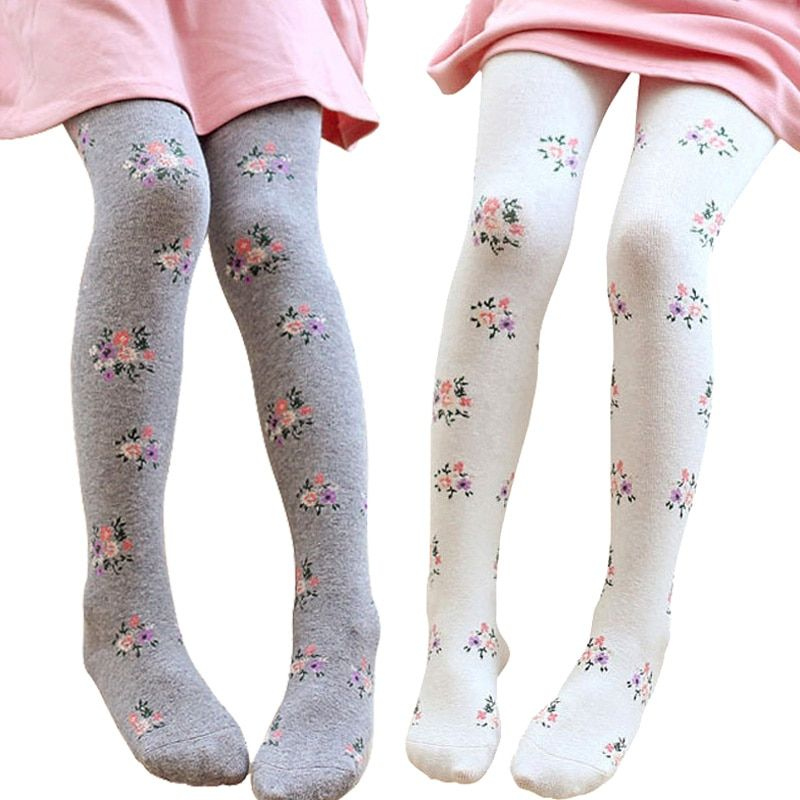 Kids Baby Tights Girls Pantyhose Bowknot Pants Socks School Uniform Stockings uk