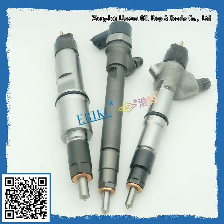 Erikc Liseron Diesel Injection 0445110356 Automobile Fuel Injectors 0445 110 356 Fuel Pumps Injector 0 445 110 356 Common Rail Auto Repair