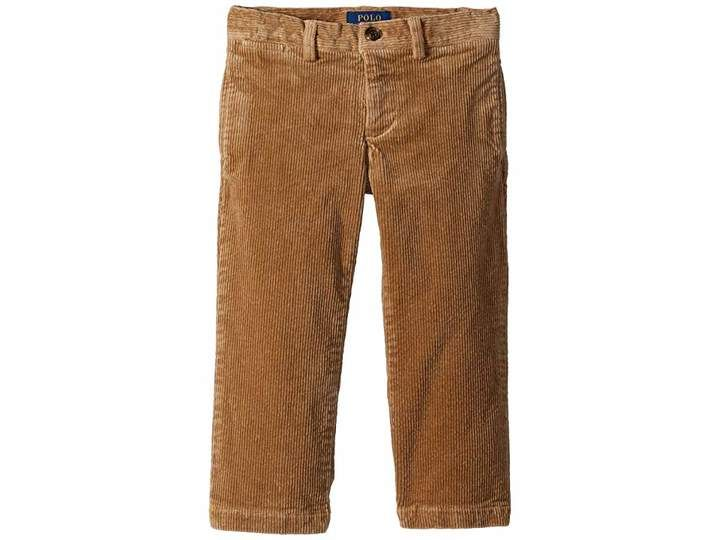 f914be65 Polo Ralph Lauren Slim Fit Stretch Corduroy Pants (Toddler ...