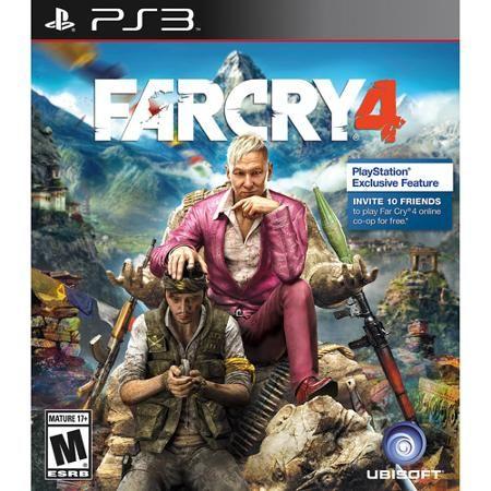 Far Cry 4 Ubisoft Playstation 3 887256300678 Walmart Com Far Cry 4 Ps4 Or Xbox One Xbox One Games