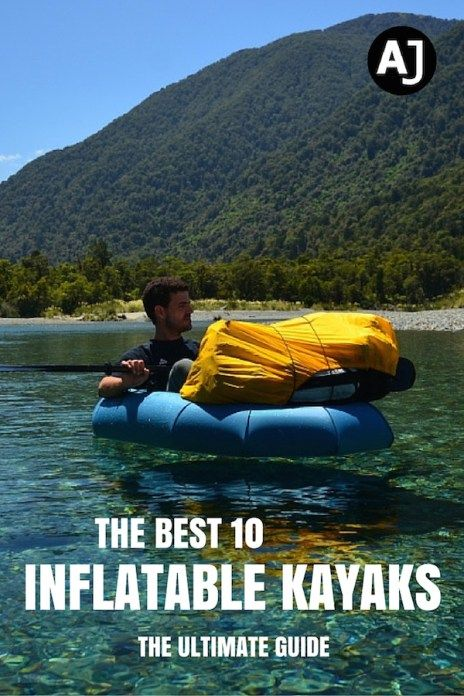 Best Inflatable Kayaks Of 2018