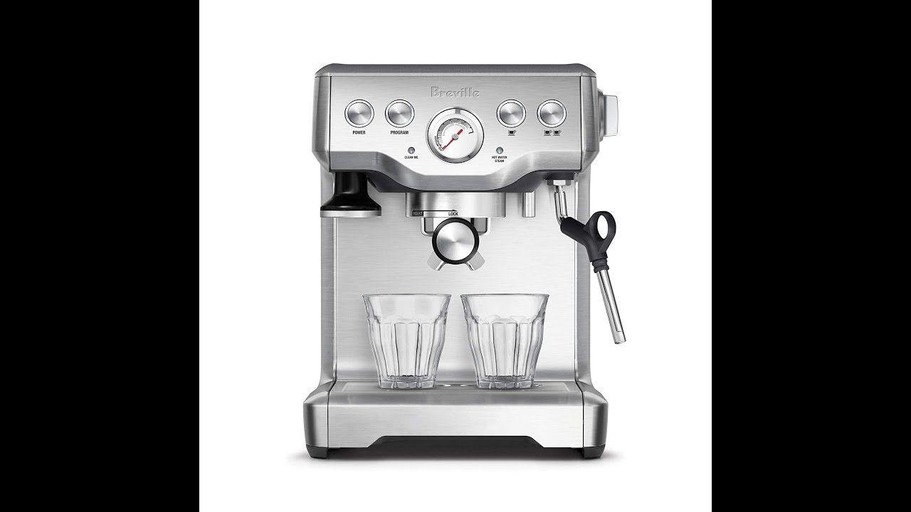 Breville bes840xl review breville espresso maker review