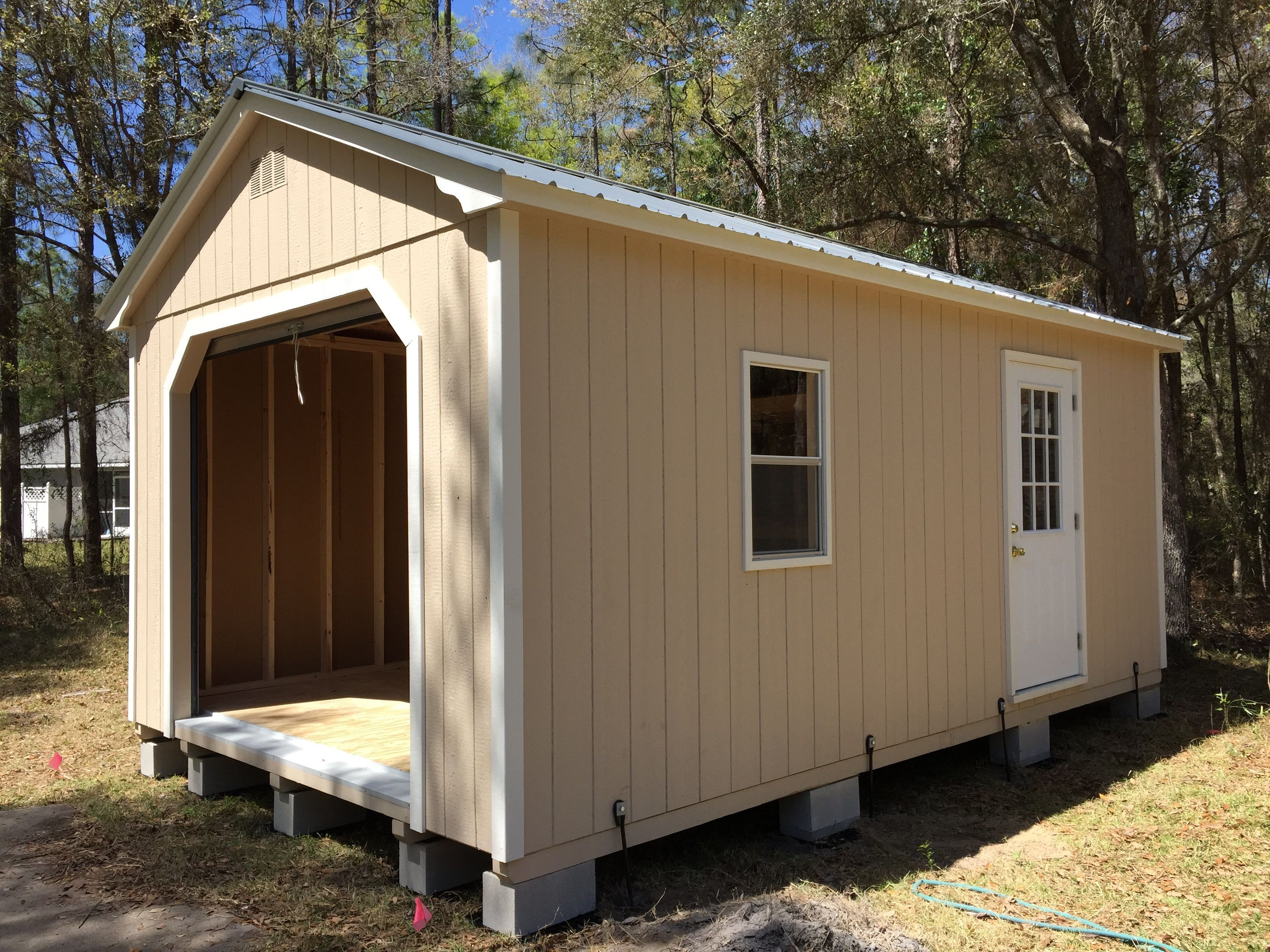 prefabricated wood buildings and sheds florida gulf sheds inc