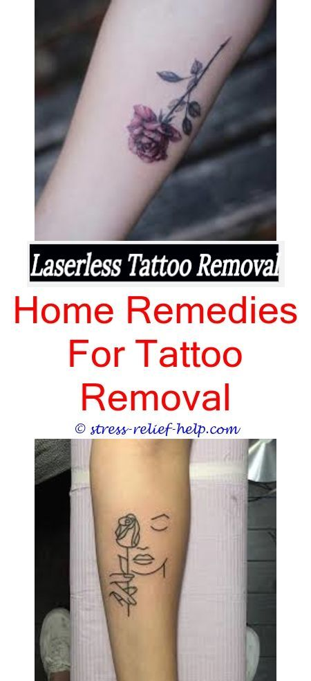 tattoo removal how to remove tattoos with salt paste - how to remove ...