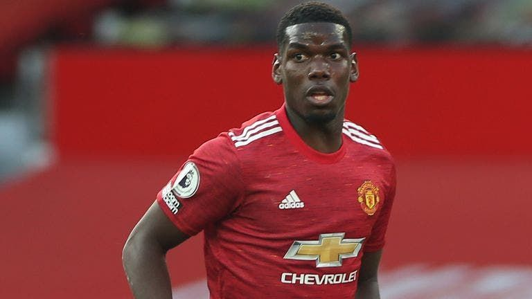 هيريرا بوغبا أفضل لاعب وسط في العالم Manchester United Manchester Paul Pogba