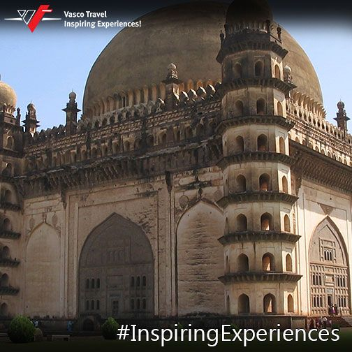 Gol Gumbaz at Bijapur in the state of #Karnataka is the largest dome in #India. #InspiringExperiences