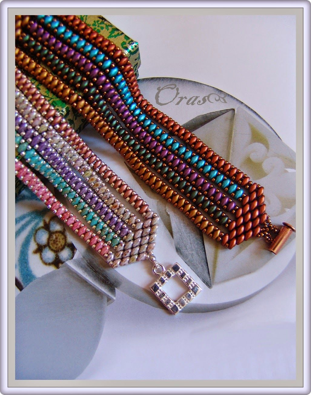youtube chevron watch tutorial bracelet beads with design