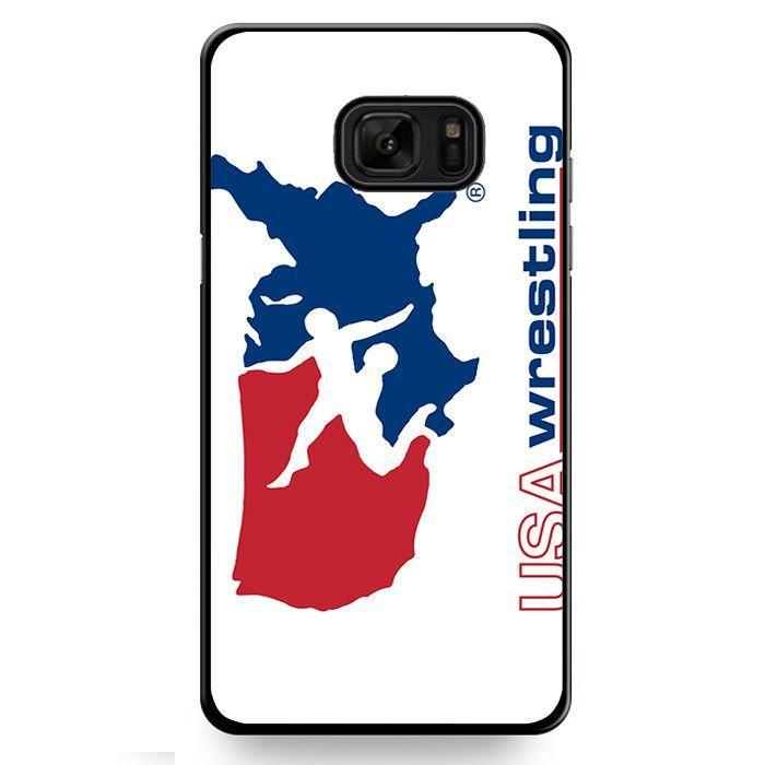 Usa Wrestling League T Tatum 11589 Samsung Phonecase Cover For