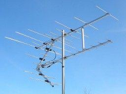 100 Mile Antenna Outdoor Tv Antenna Tvs Outdoor