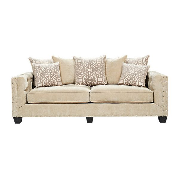 Cindy Crawford Home Sidney Road Sofa 788 Liked On