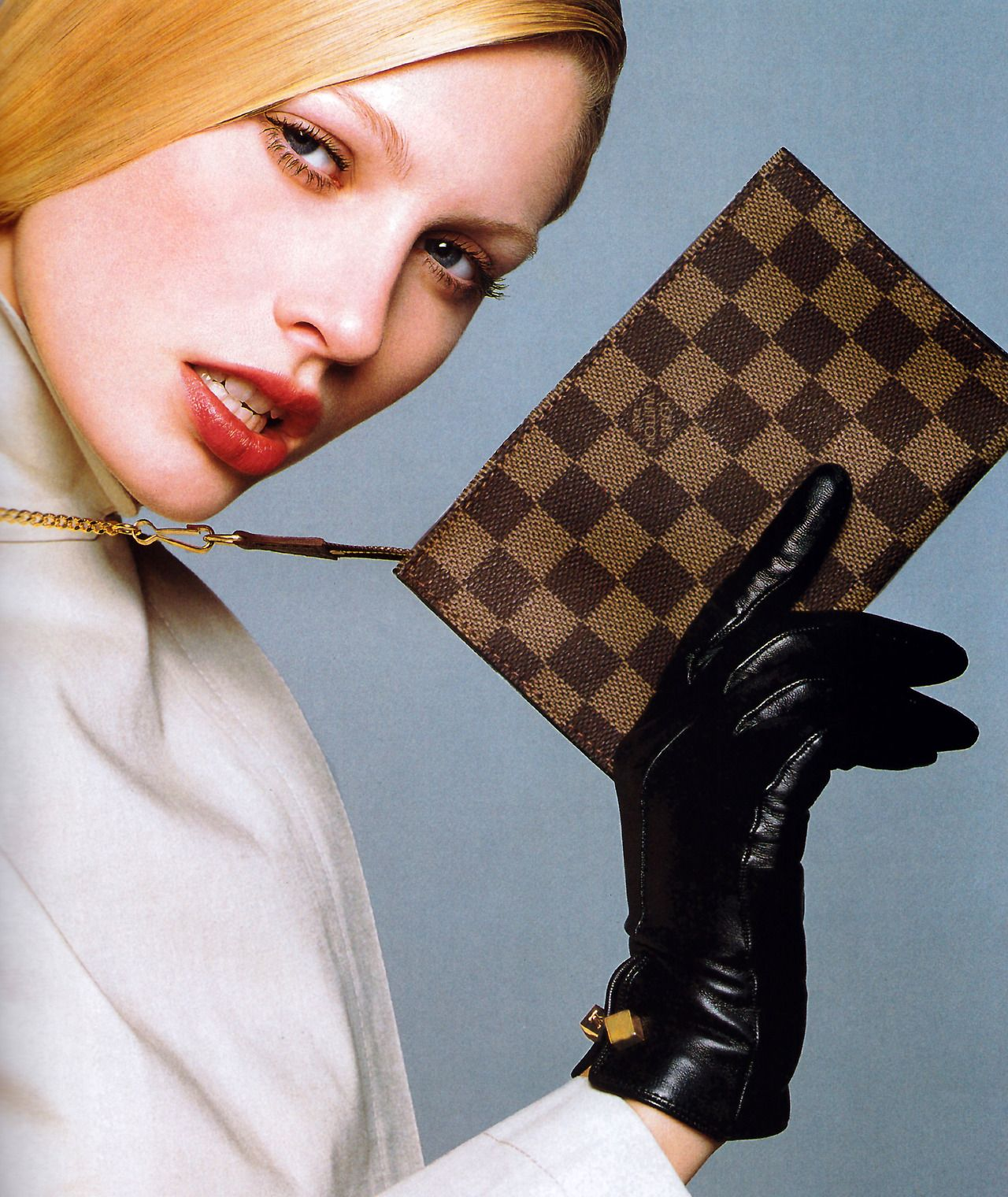Louis Vuitton, American Vogue, May 1998.