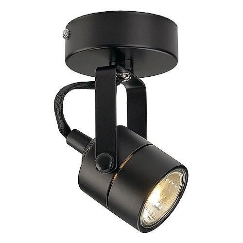 Spot 79 Sort Væg/loft Lampe SLV Designerlamper   Hos Lamper4u.dk Sælger Vi