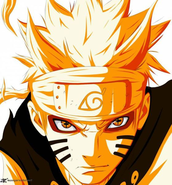 Naruto mode Sennin,Kyubu \u2026