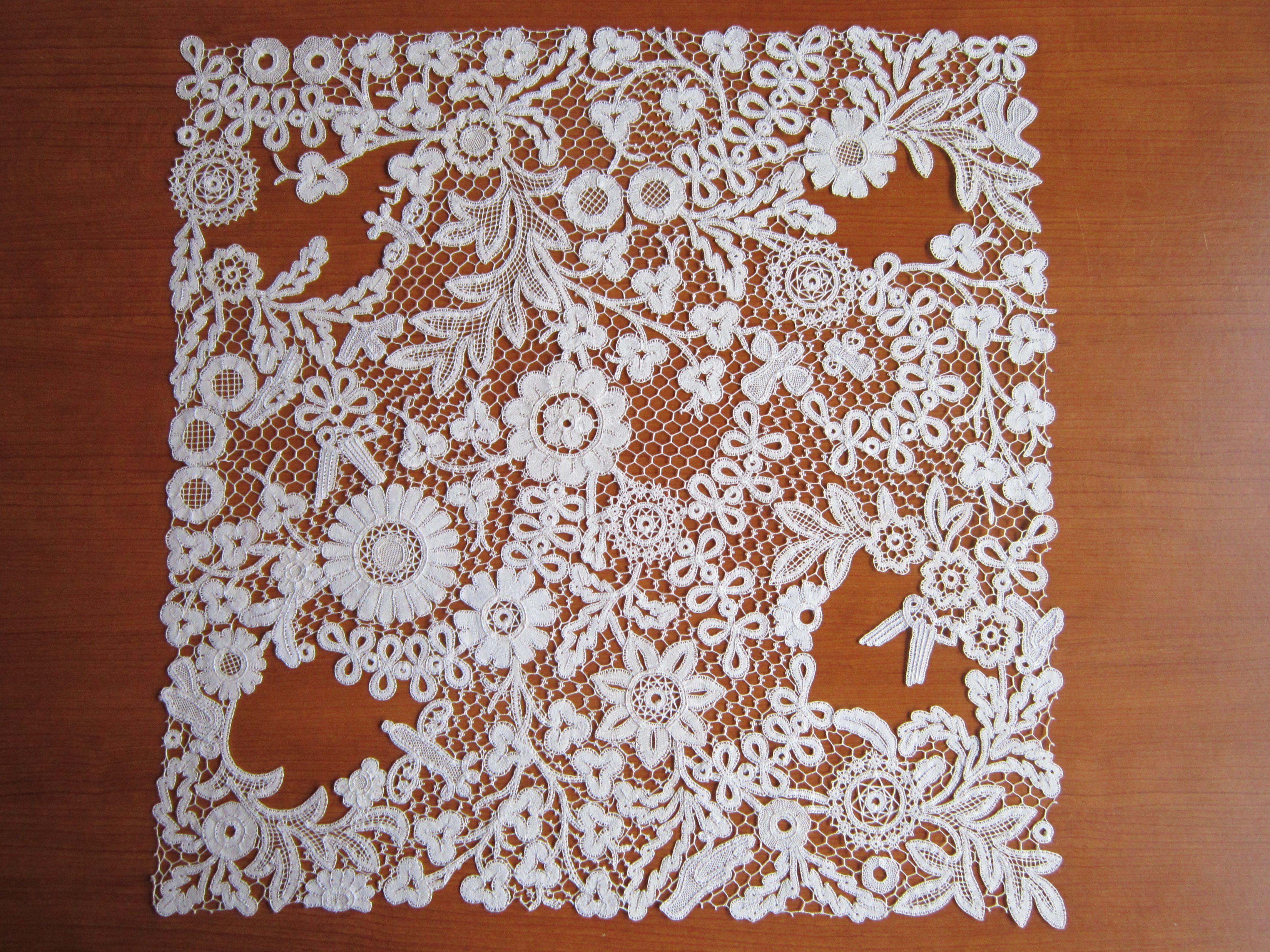 Idrija lace from Slovenia