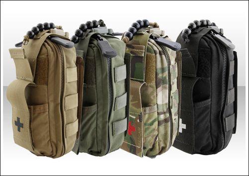 Ctomsslimline Tear Away Cfak Combat First Aid Kit Tactical Gear Tactical Bag Tactical Equipment