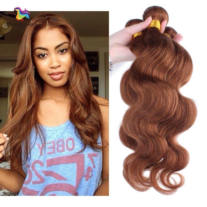 Body Wave Brazilian Virgin Hair 3 Bundles 30 Color Hair Weaves