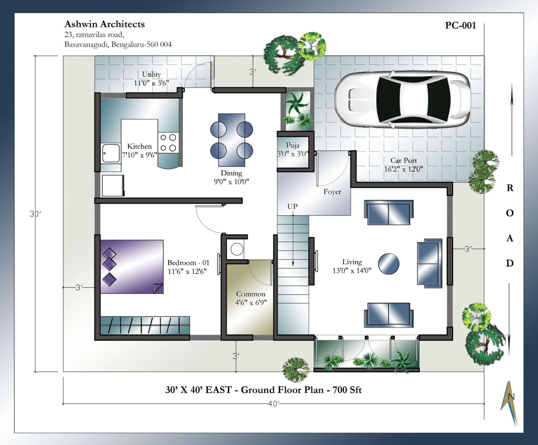 Marvellous Design 2 X 30 House Plans 15 Cabin Floor On Home