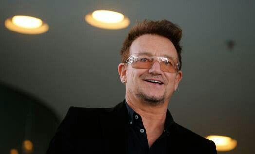 Bono. U2