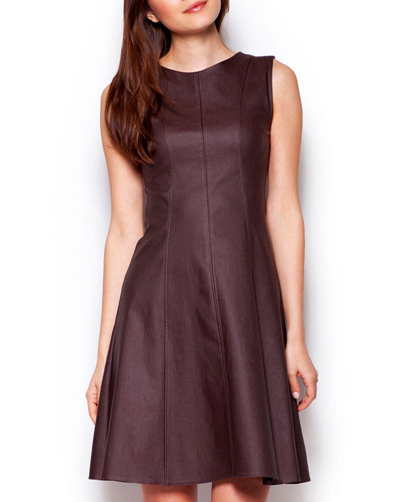 Bazarchic - Robe sonia marron