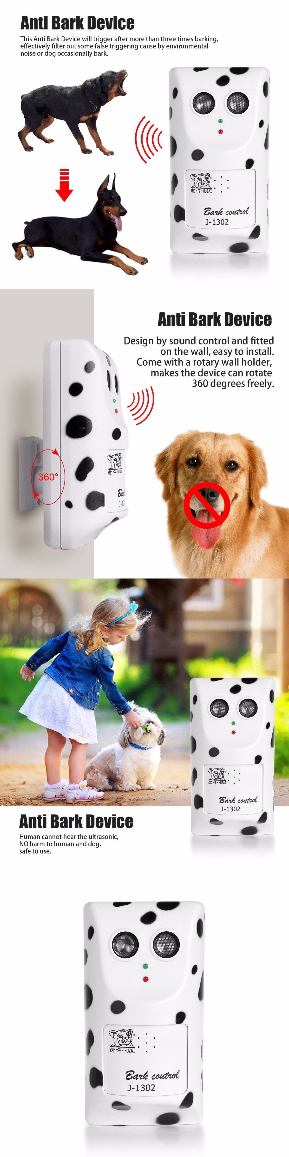 Sonic Trainers 146244 Humanely Ultrasonic Stop Control Dog