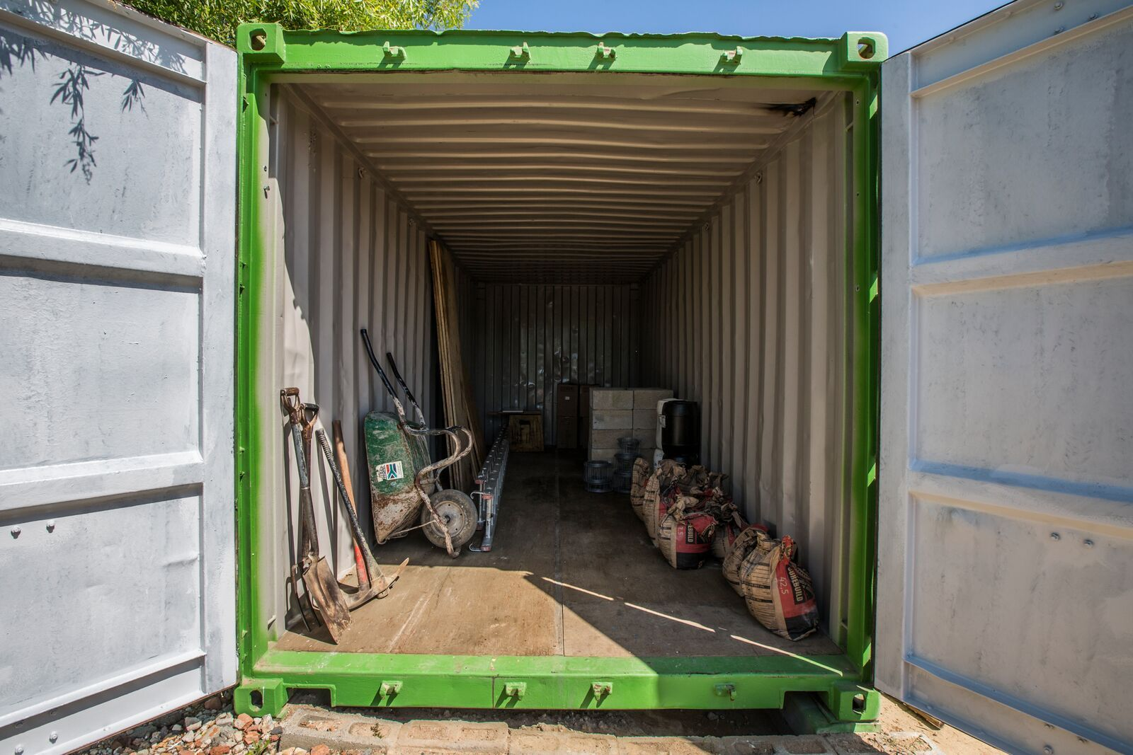On Site Storage Container Self Storage Large Storage Containers Large Storage Units