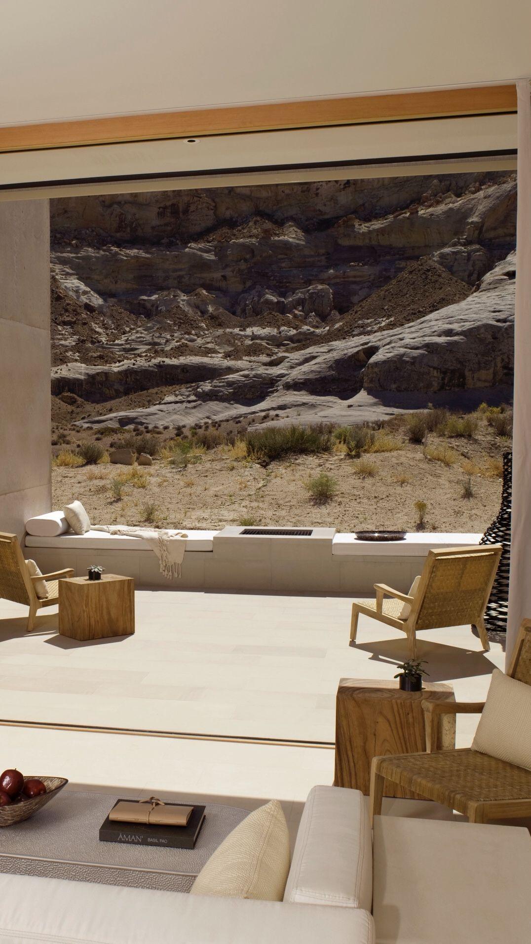 AMANGIRI USA Hotels in Heaven