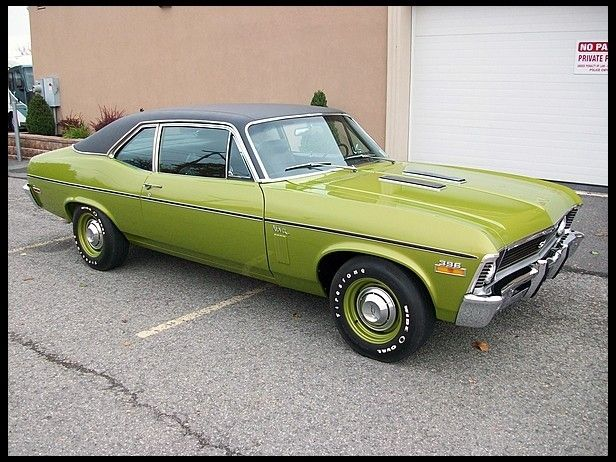 Chevrolet Nova For Sale Hemmings Motor News Chevrolet Nova
