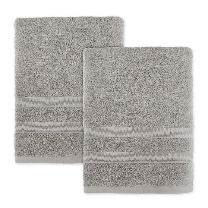 Salt Bath Towels Bed Bath Beyond With Images Bath Towels