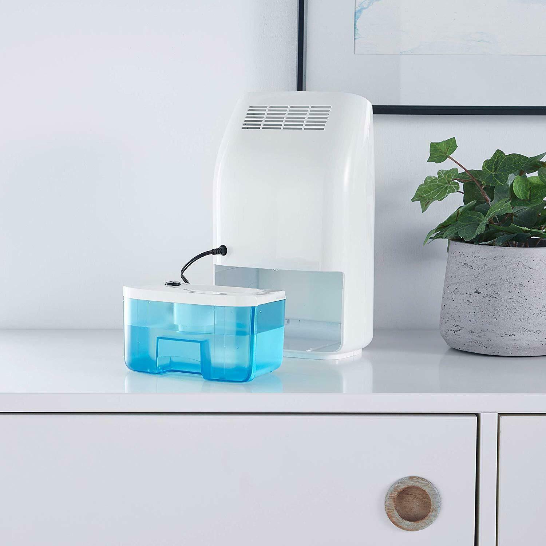 Air Dehumidifier 700ml Remove Moisture & Reduce Damp Ideal