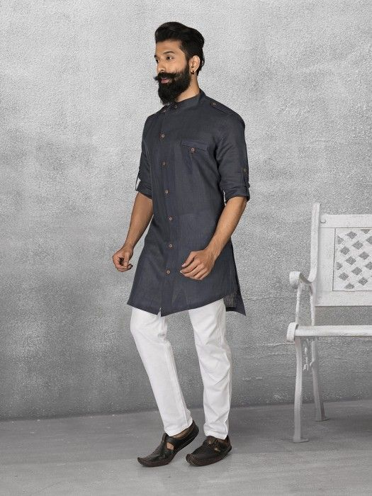 Simple Dress for Guys