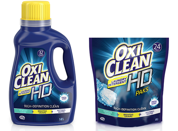 Walgreens Oxiclean Hd Laundry Detergent Only 2 99 Liquid