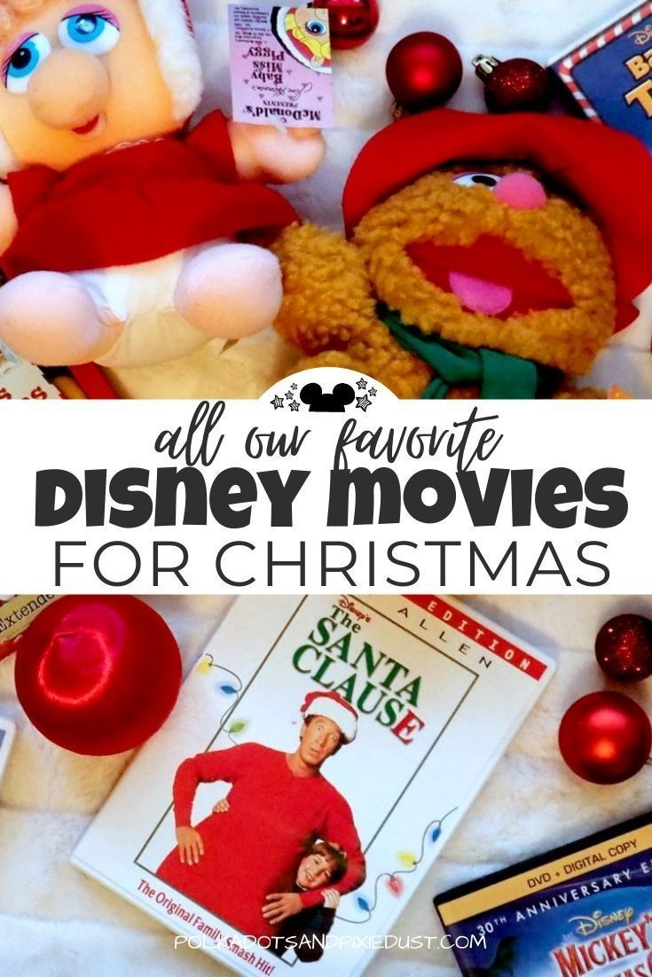 Disney Christmas movies for the Holiday season. Start the holidays with more than 25 days of Christmas and add all these movies to your Holiday watchlist on Disney Plus! and the Disney Channel. From the Santa Clause to the Muppets Christmas Carol here are all the festive Disney shows to watch for the holidays. #disneychristmas #disneymovies #chrismtasmovies #polkadotpixies