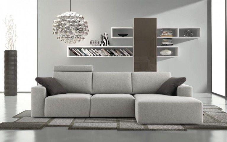 Colori per interni moderni | living room | Modern sofa, Couch e Sofa