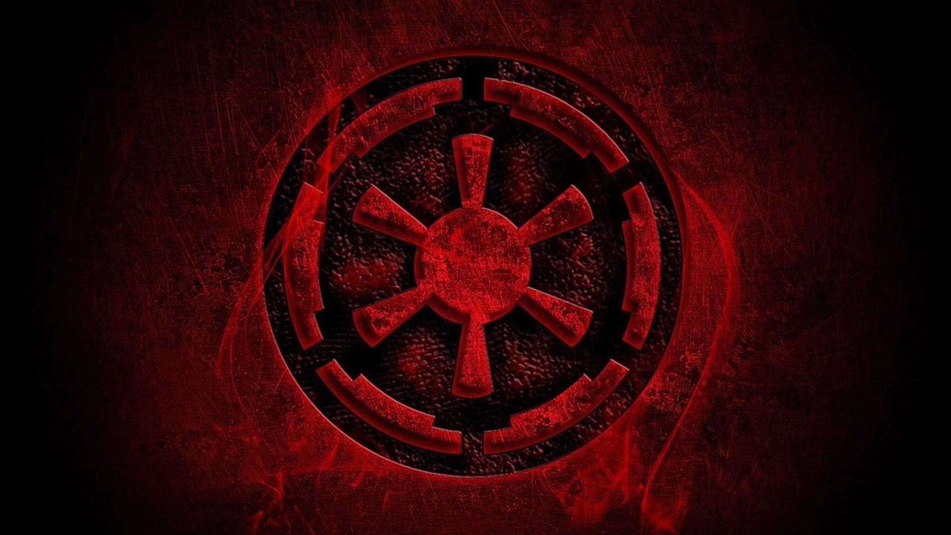 Star Wars Galactic Empire Logo Wallpaper 2021 Live Wallpaper Hd Star Wars Empire Logo Star Wars Background Star Wars Empire