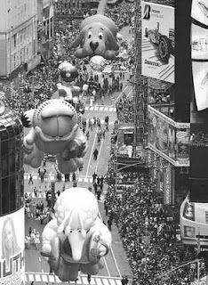 Vintage 1952, Macy's Thanksgiving Day Parade, www.RevWill.com