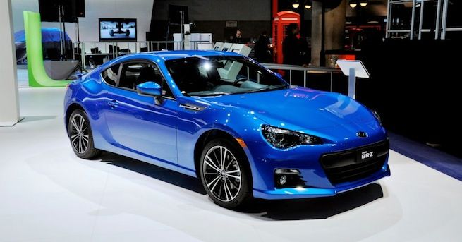 Subaru Premium 2014 >> 2014 Subaru Brz Special Edition Denis Flierl Car Review Guy
