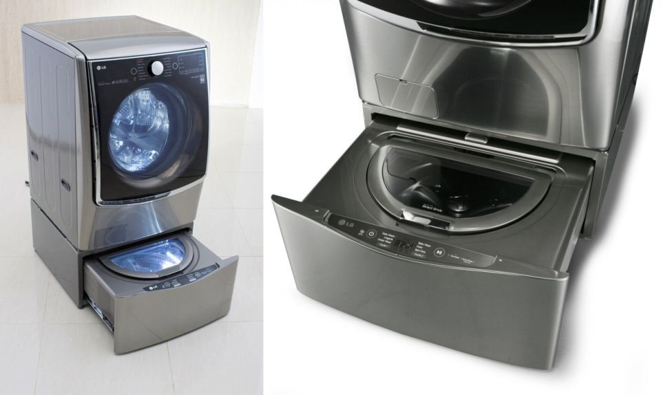 Inspirational Lessen your laundry load with Whirlpool us massive washer Washer Laundry and Laundry center