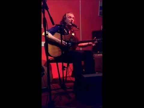 Hans Theessink -  Slow Train Tuesday, 16 09 2014, at Milngavie Folk Club, UK