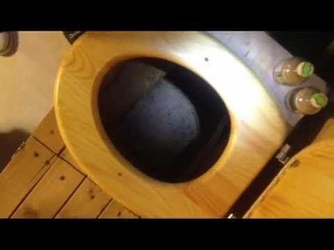 comment fabriquer construire wc toilette sèche simple sois meme pas cher...
