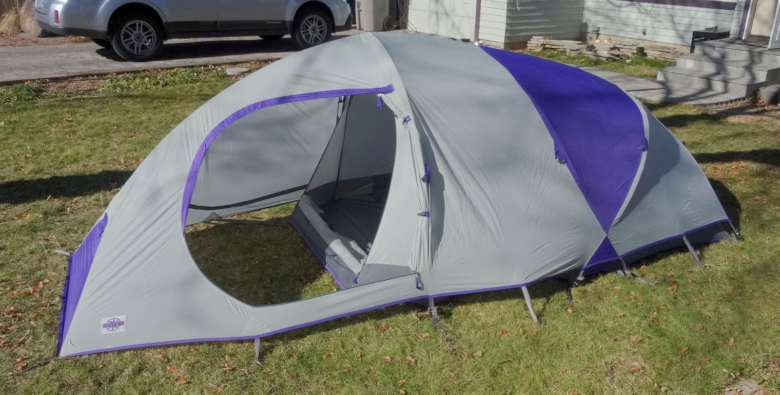 Quest Praying Mantis 2 Person 4 Season Tent & Quest Praying Mantis 2 Person 4 Season Tent | Camping Gear ...