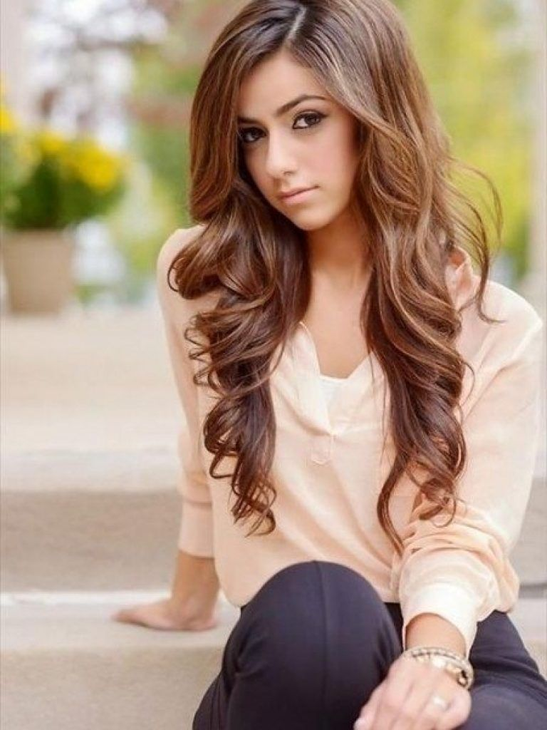Pretty girl haircuts awesome teenage hairstyles and haircuts for