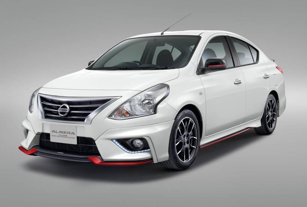 Nissan Almera Nismo (B17) '2016pr. Autos, Coches